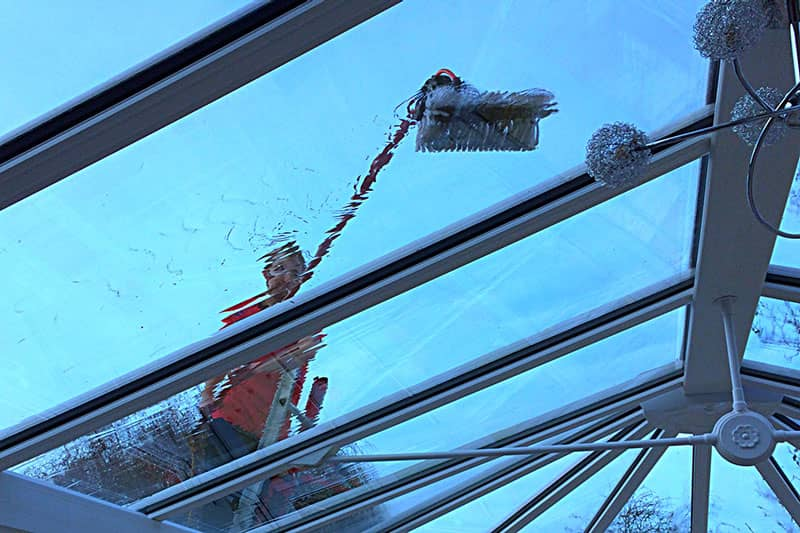 Conservatory Roof Cleaning | ejCLeanCO